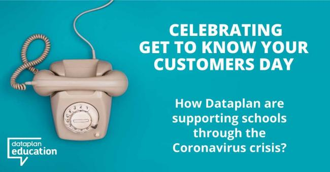 Get to know your customers day – What Dataplan are doing